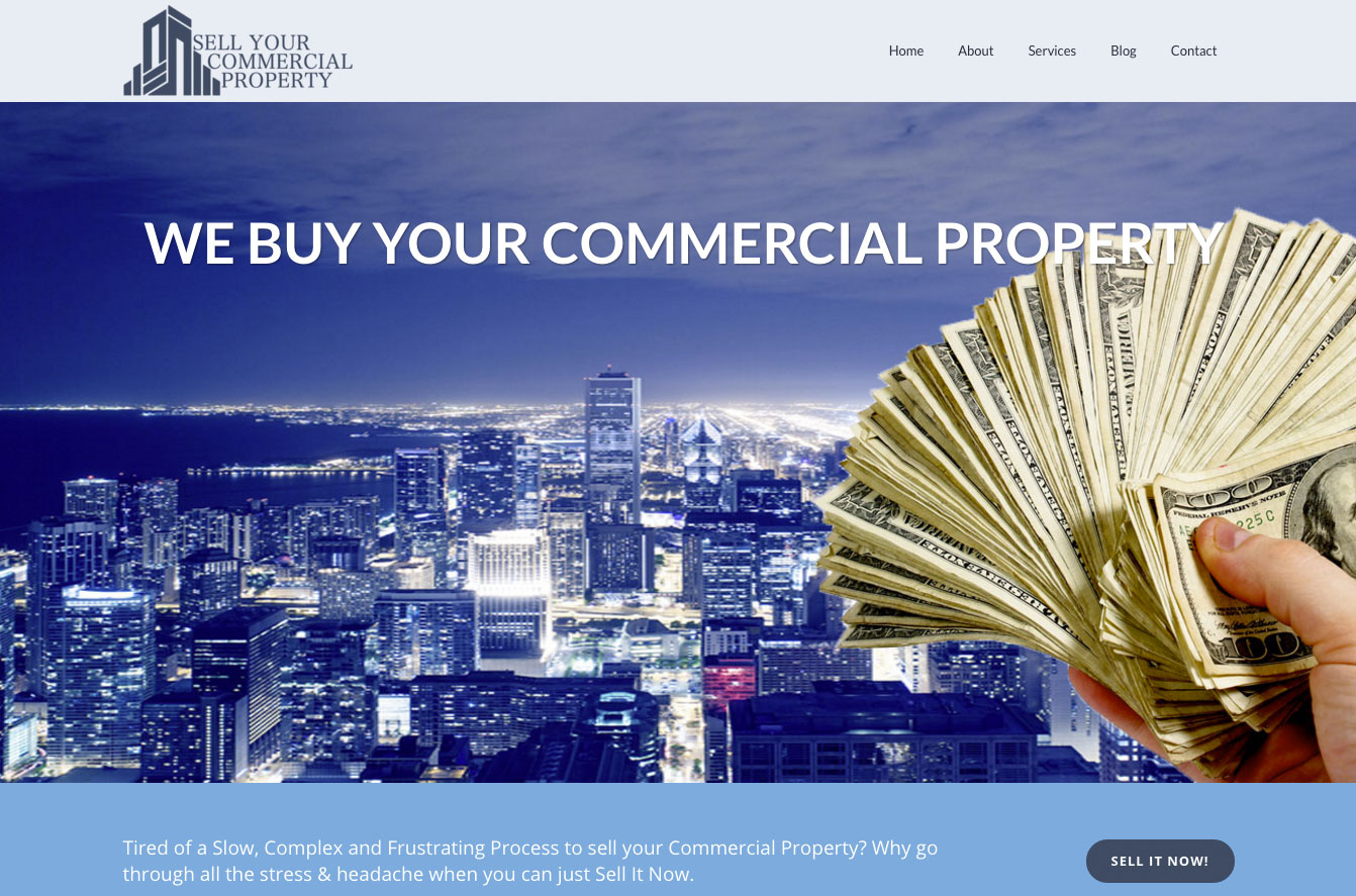 sell your commercial property